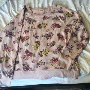 Mission floral sweater